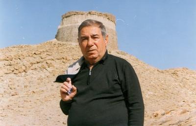 Akram Aylisli in Ailis