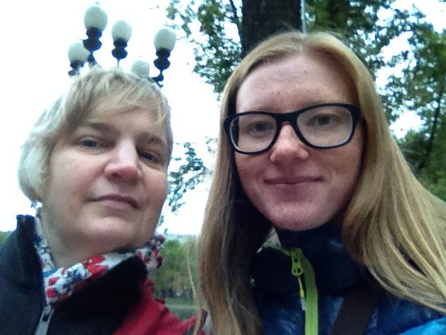 KEY and Xenia Emelyanova Moscow 2014